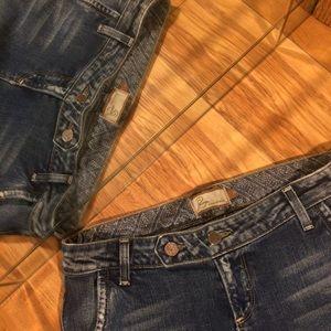 ✨Paige Santa Monica Premium Denim Jeans!